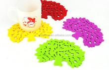 factory direct supply Multi-purpose pad coaster fashion plate pad coasters