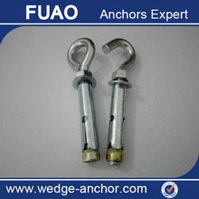 name brand in china O hook expansion bolt Israel Sleeve Anchor