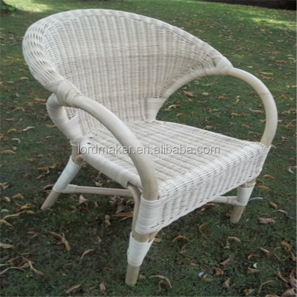 Outdoor Kids White Wicker Furniture Rattan Chair Buy