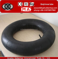 Heavy duty truck tire Korea TOVIC butyl inner tube 1800R25
