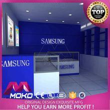 Good Prices Professional Design Mobile Phone Store Decoration