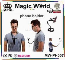 neck hanging mobile phone holder