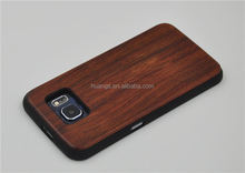 Buy direct from china bamboo phone hybrid case PC+wooden back wood hard case for samsung galaxy s6 wholesale alibaba