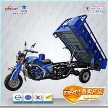 Zipstar Wagon Loading Cargo 3 Wheel Motorcycle Hot Sale in Africa
