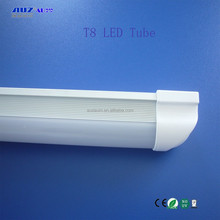 18w T8 one-piece led tubes 1.2m led 2835 tube light 4feets