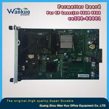 CE508-60001 For HP Color Laserjet 5520 5525 Formatter board / Main Logic board / Mother board printer spare parts