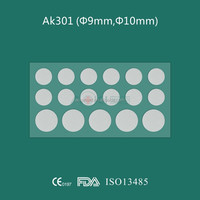 Breathable Acne patches hydrocolloid dressing