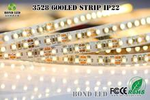 3 year warranty 9.6W single color/ RGB led strip 3528 acrylic photo frame China wholesales