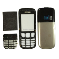 Factory Wholesale Housing Cover For Nokia 6303 6303C 6303ci classic Complete Full Housing With Keypad