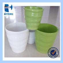 Eco Friendly 14Oz Bamboo Fiber Custom Travel Coffee Mug