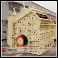 2015 hot cement clinker impact crusher / coal impact crusher specification