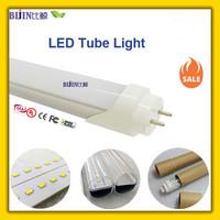 aluminum and pc tube T8 220v led motion sensor light for garage