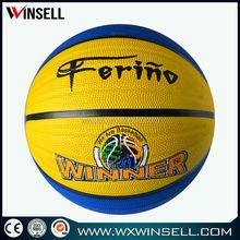 most popular products china anti slip design custom printed basketball