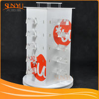 18 Years Experience Acrylic Display For Discount Store