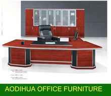 New Hot-selling Wooden Series L shaped executive desk with extension 10B-1