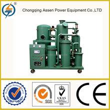 Environmental friendly portable transformer oil treatment reclaimer