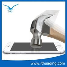 Durable fuente grande smartphone glass protector de pantalla para el iphone
