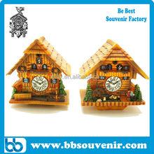 resin crafts,cuckoo souvenir,cuckoo clock resin crafts.