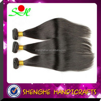 Wholesale Human Hair 18 Inch Nature Color Unprocessed Top Quality Peruvian Human Hair