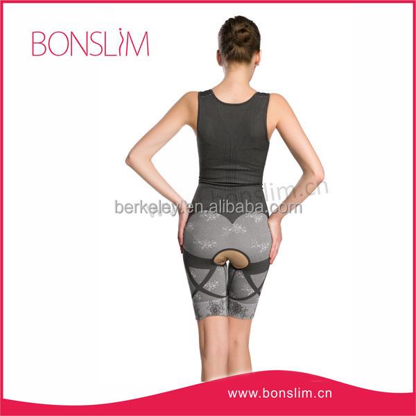 WB903B EcoFriendly Sexy Women Natural Bamboo Charcoal Slimming Body Shaper3.jpg