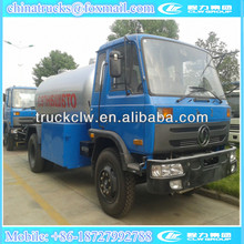 Factory Supply liquid gas transportation trucks for sale