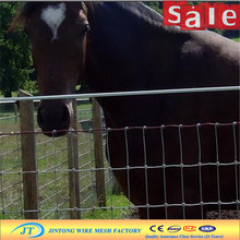 high quality and low price cattle fence/hog fence/horse fence wire mesh