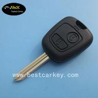 Good price 2 button remote key cover for citroen c5 key and citroen c5 remote key