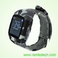2013 latest elegant bluetooth android watch phone