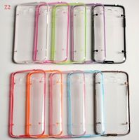 Dual colors luminous shell case for Sony Xperia Z2 for Sony Xperia Z2 tpu+pc protective covers