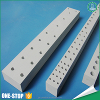 Alibaba exquisite technology made cnc machining plastic parts cheap price cnc pvc plastic sheet as your drawing