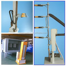 Paint spray gun reciprocator machine with adjustable Stroke length &speed FOR powder coating