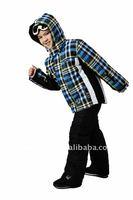 Children's ski & snow wear jacket and pants 2 pc set
