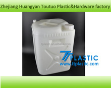 20L 5 gallon Plastic jerry cans water container stroage container HOT SALE