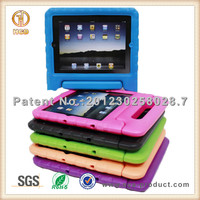 Kids Shockproof Rugged Tuff Protector Handle Stand new designed case for ipad air