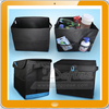 Luxury large Capacity Litter Container trash bag With Front Pouch