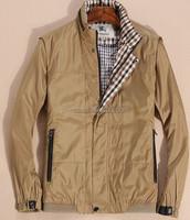 Top sale brand man's spring autumn jacket coats and jackets men jackets models