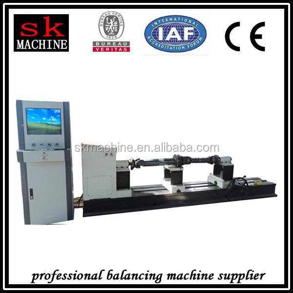 drive shaft balancer machine