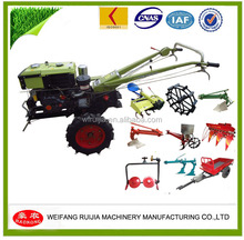 China tractor manufacture Supply 8HP 10HP 12HP 15HP Manual Operation Mini Tractor with Tractor Part!!!