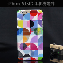 Modernized hard protective case and cover for iphone, IMD full printing case