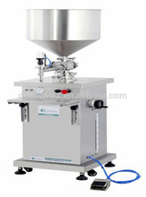 cream paste filling machine(3-30ml,5-150ml,30-500ml,60-1000ml)
