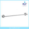 "24"" Wall Mounted Chrome Plated Towel Bar Bathroom & Bath Hardware Sets Accessories (2470-T01CP)"