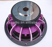 "Pink High Powered Best 12"" Car Subwoofer"