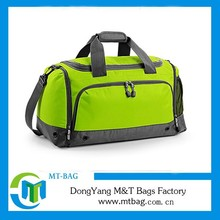 2015 Custom Heavyweight 600 Denier Duffle Bag Pattern Sports Bag
