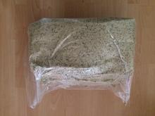 Orgánica semillas de cáñamo( sin cáscara)