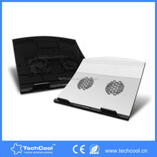 aluminum computer accessory cooling pad for laptop foldable notebook cooler pad