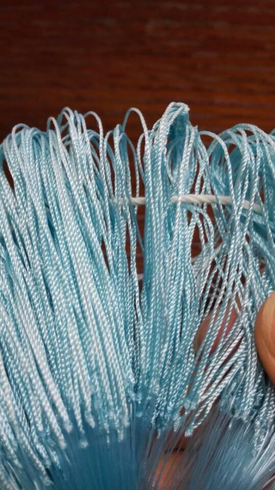 плетение рыболовных сетей на станке