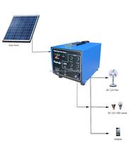 10W home solar panel kit solar lighting kit for camping use