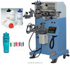 silk screeen printing machine for sale Bottle rotary Cylinder Screen plastic bottles Printing Machine printer LC-PA-400E