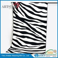 Latest product trendy style digital printing microfiber beach towel for 2015