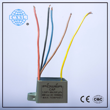 CBB61 Electric Capacitor start For Fan